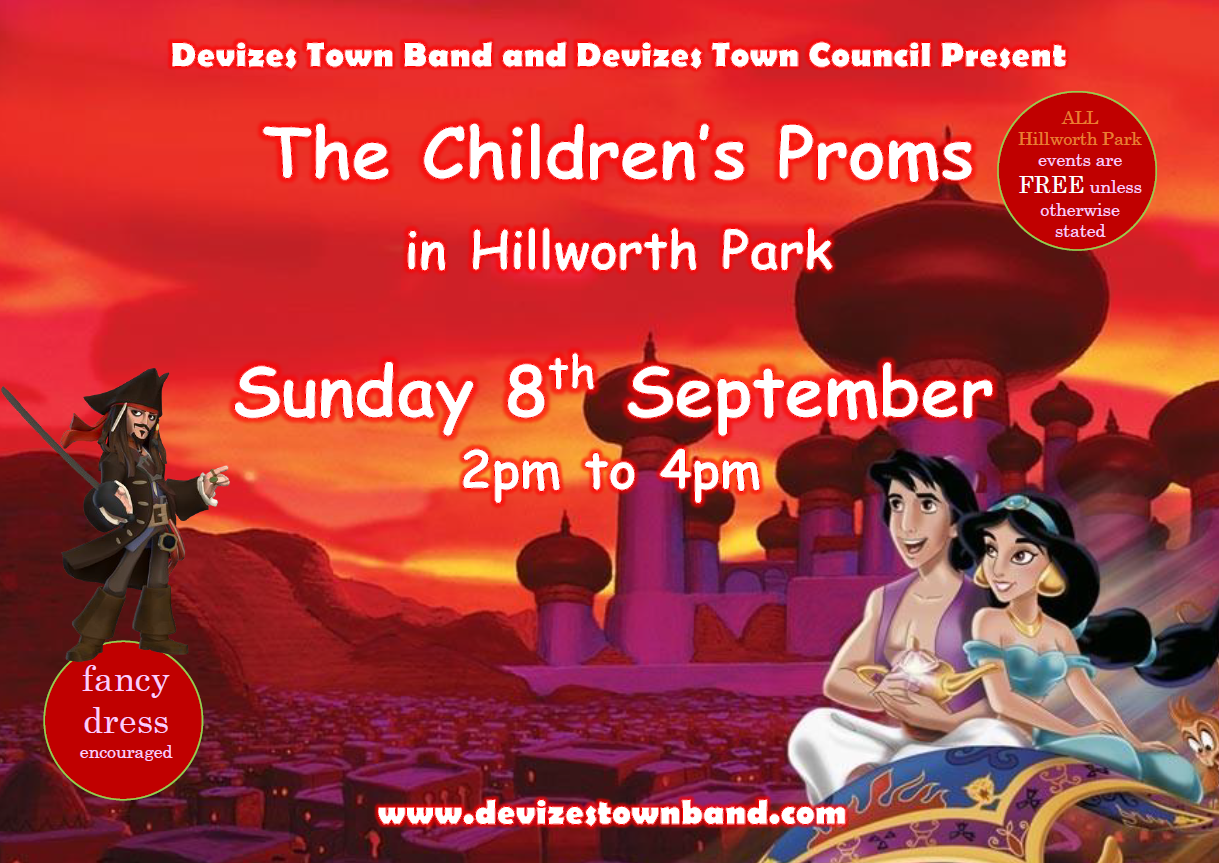 Poster 2019 Childrens Proms1
