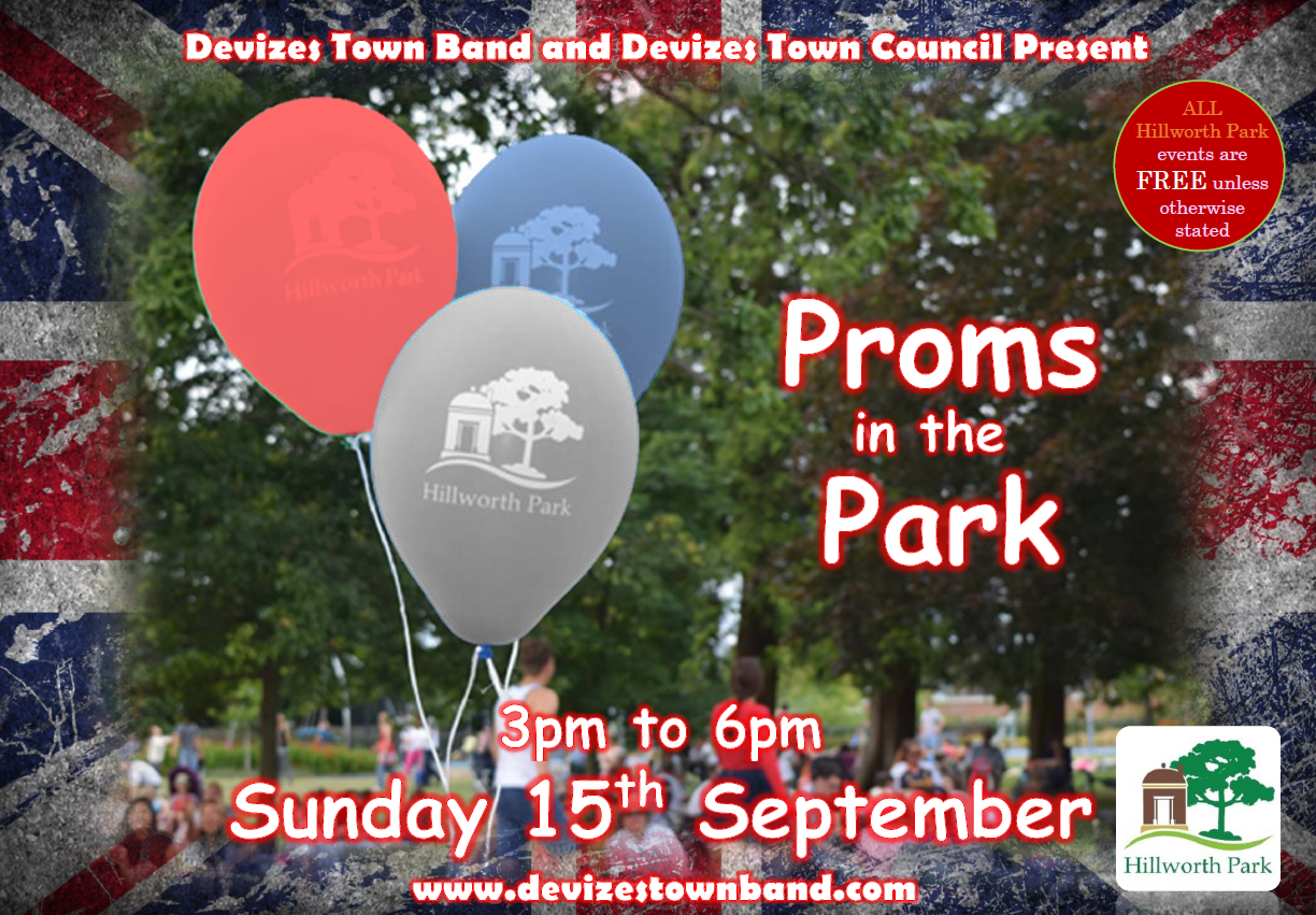 Poster 2019 Proms in the Park